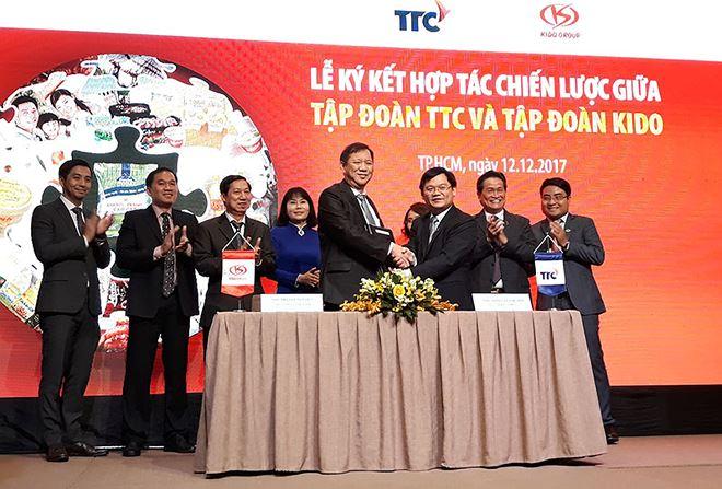 Kido (KDC) phân phối sản phẩm đường tinh luyện của Thành Thành Công