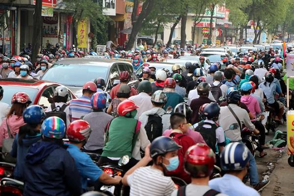 TP.HCM sẽ cấm xe máy như thế nào?