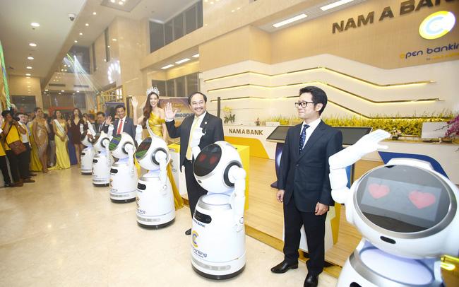 Ngân hàng Việt Nam đầu tiên đưa Robot vào giao dịch
