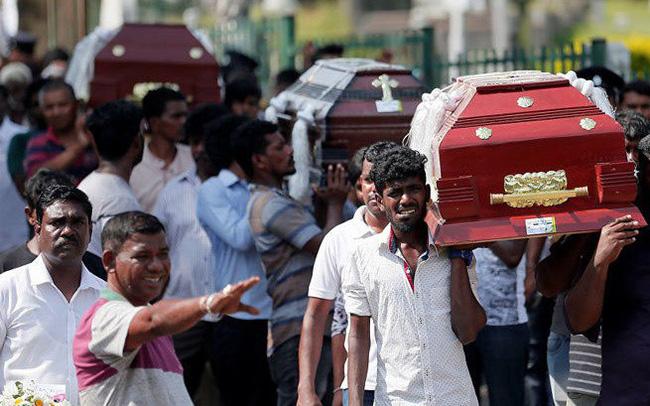 Khủng bố 3.0 vừa được khai sinh sau cuộc tắm máu ở Sri Lanka