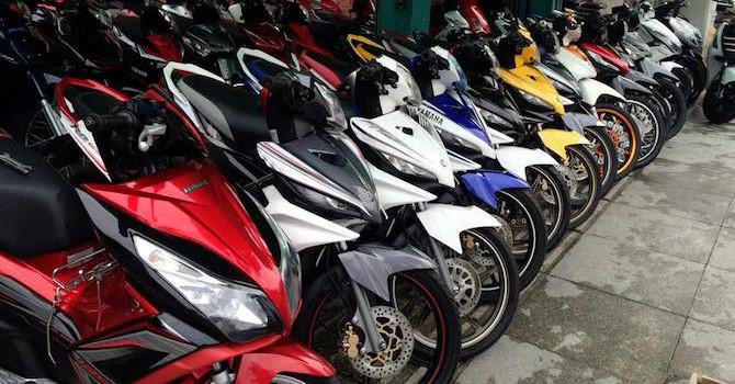Thị trường 24h: Giá xe máy giảm mạnh sau Tết