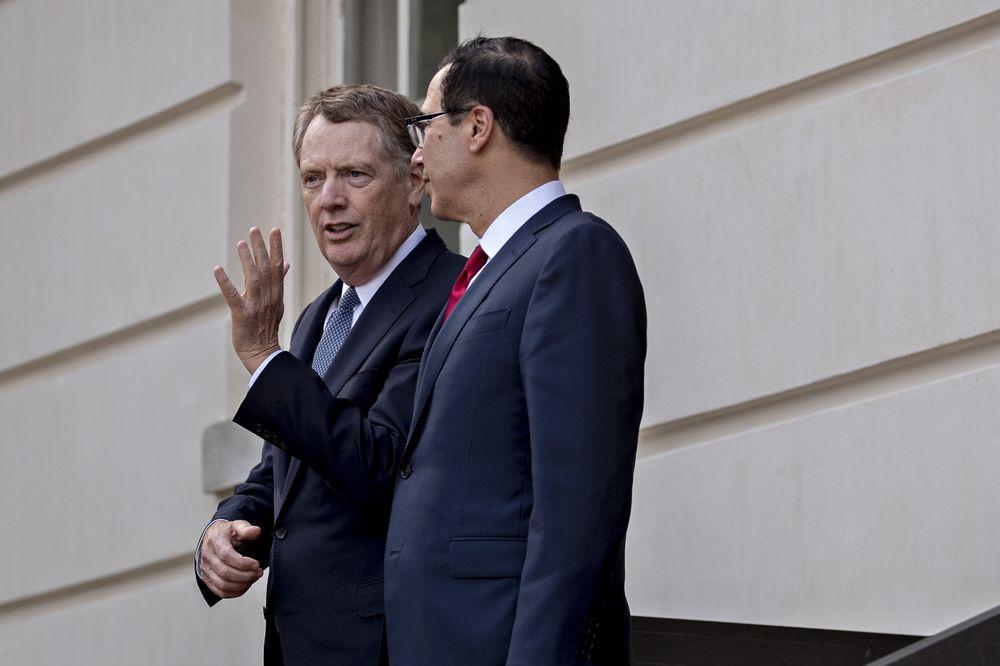 Mỹ và Trung Quốc điện đàm về thương mại