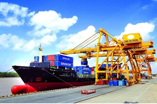 Trung Quốc chiếm 22% tổng giá trị xuất nhập khẩu của Việt Nam