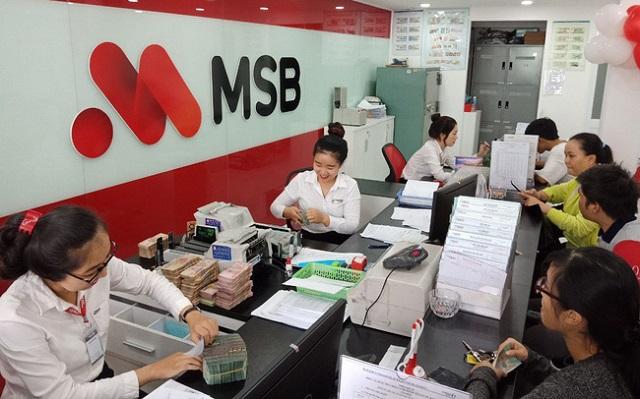 Hơn 4 triệu cổ phần MSB được đấu giá, mức khởi điểm 11,800 đồng/cp