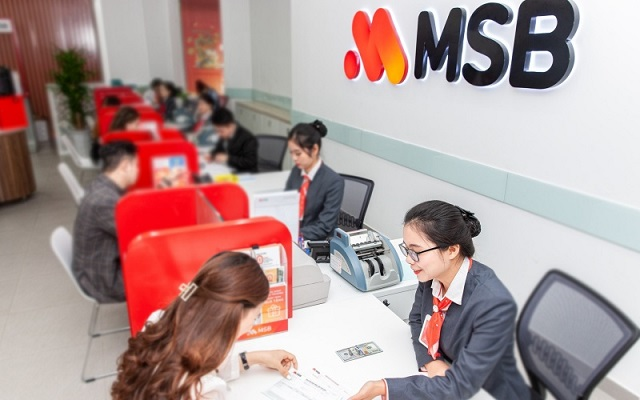 MSB chốt quyền chia cổ tức 2020 bằng cổ phiếu tỷ lệ 30%