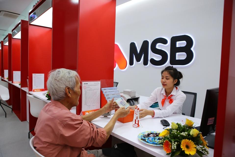MSB đặt mục tiêu lãi trước thuế 2020 tăng 12%