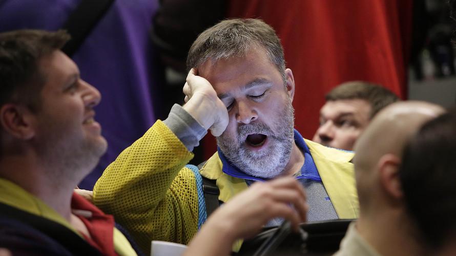 Vừa mở cửa, Dow Jones