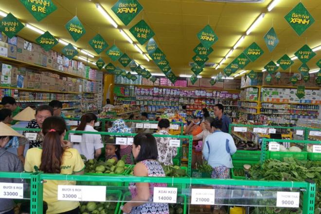 MWG: Giá cổ phiếu tăng cao, CDH Electric Bee Ltd đăng ký thoái vốn
