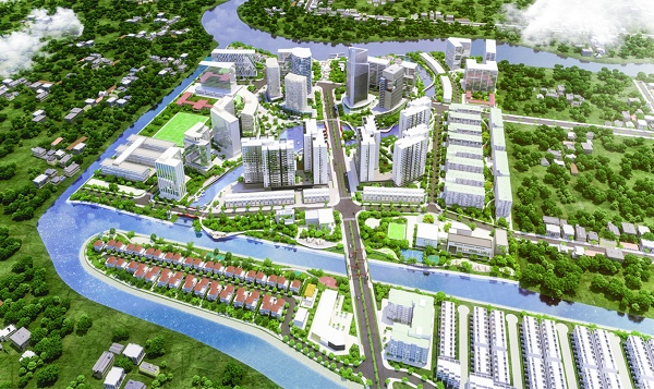 Nam Long: Doanh số bán hàng tích cực trong 9 tháng đầu năm