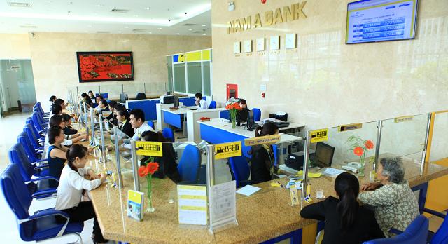 NamABank muốn lên sàn HOSE trong năm 2019