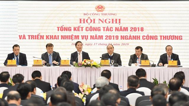 Ngành Công Thương đặt mục tiêu cao trong năm 2019