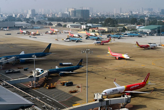 Ba kịch bản của ngành hàng không trước dịch Covid-19
