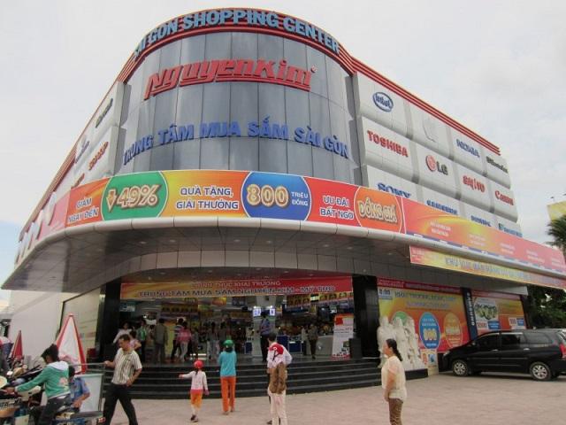 Nguyễn Kim: Từ người đi đầu đến kẻ về sau trên thị trường điện máy