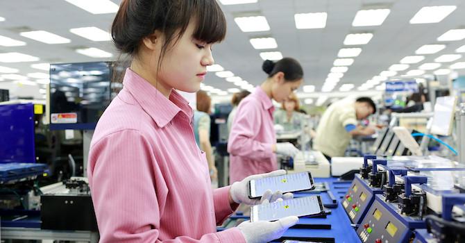 """Samsung: """"Việt Nam là cứ điểm quan trọng trong sản xuất, nghiên cứu phát triển"""""""