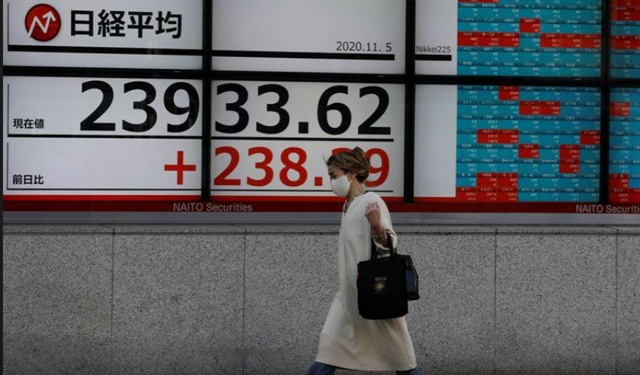 Thị trường toàn cầu leo dốc, chứng khoán Á lên kỷ lục mới