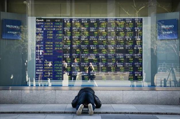 TTCK Châu Á rực lửa, Hang Seng rớt hơn 700 điểm, Shanghai mất hơn 3%