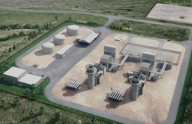 """Thêm một """"ông lớn"""" Mỹ muốn triển khai dự án nhà máy nhiệt điện khí tại Việt Nam"""