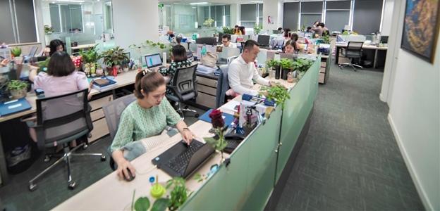Nam Long lọt Top 10 nơi làm việc tốt nhất ngành bất động sản 2020