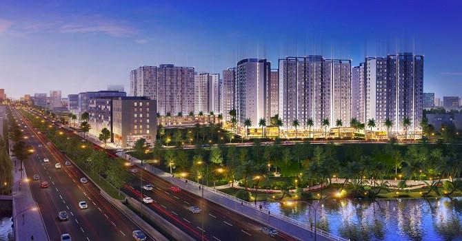 Tập đoàn Nam Long bắt tay với 2 tập đoàn Nhật đầu tư dự án 8,5 ha tại Bình Tân