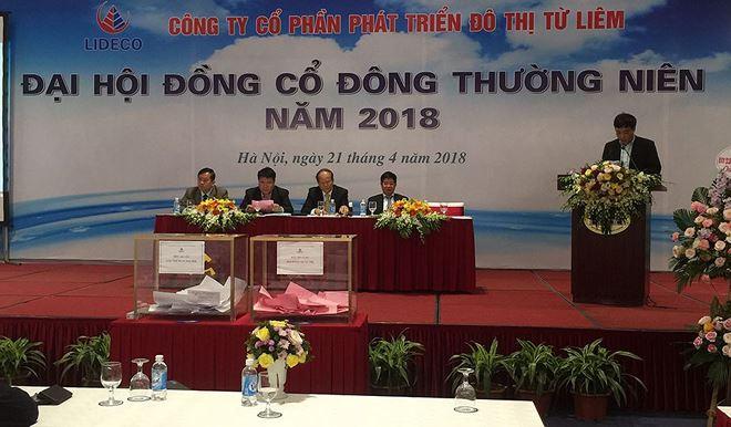 Đại hội cổ đông Lideco (NTL): Cuối năm có thể bán đất nền Hạ Long