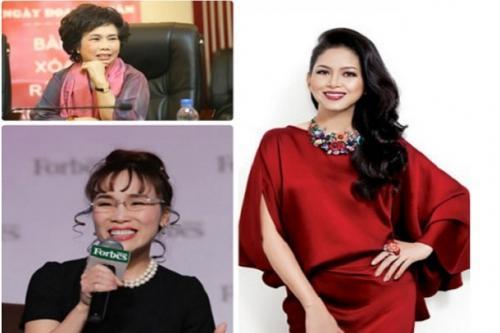 Những nữ doanh nhân tuổi Tuất lừng lẫy thương trường Việt
