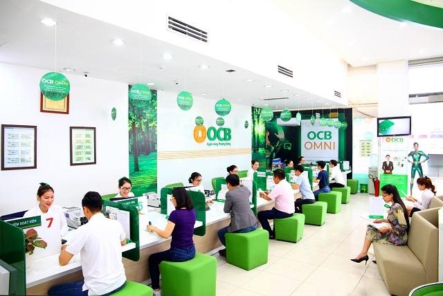 OCB: Tăng 25% lợi nhuận năm 2021, dự chi cổ tức 25% bằng cổ phiếu