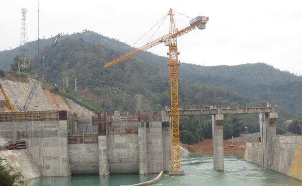 PC1 chuyển nhượng dự án Thủy điện Mông Ân cho công ty con