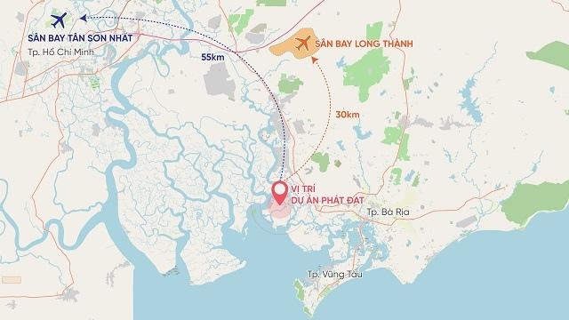 Phát Đạt chính thức triển khai dự án Kho bãi logistics gần cảng Cái Mép