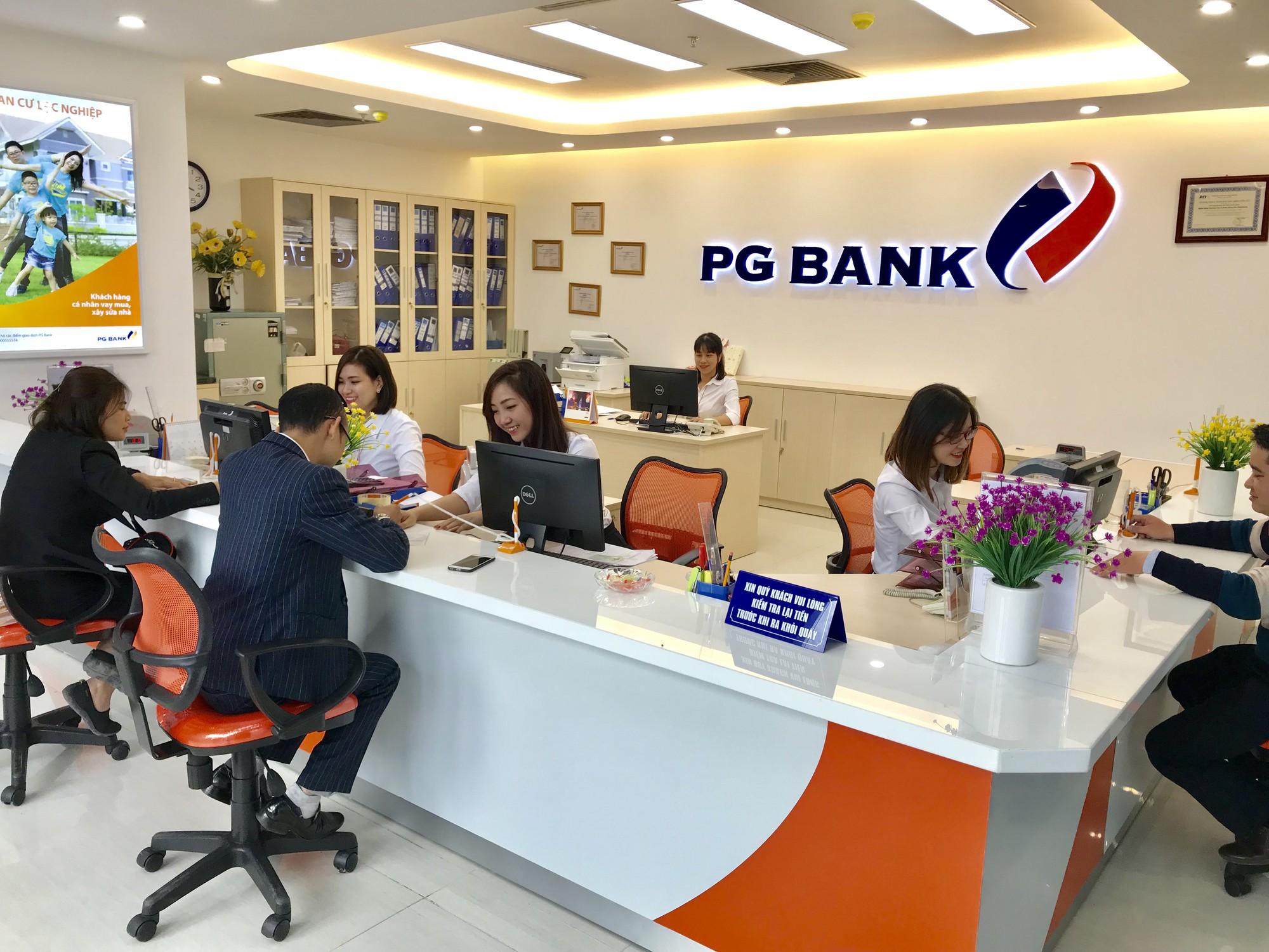 PGBank: Lãi 9 tháng tăng nhờ giảm mạnh chi phí dự phòng