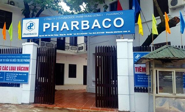 Pharbaco phát hành cổ phiếu hoán đổi 500 tỷ đồng công nợ