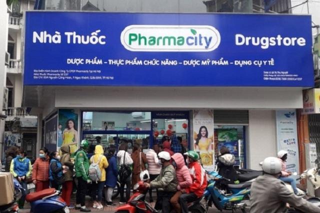 Chuỗi nhà thuốc Pharmacity lỗ gần 200 tỷ đồng sau nửa đầu năm