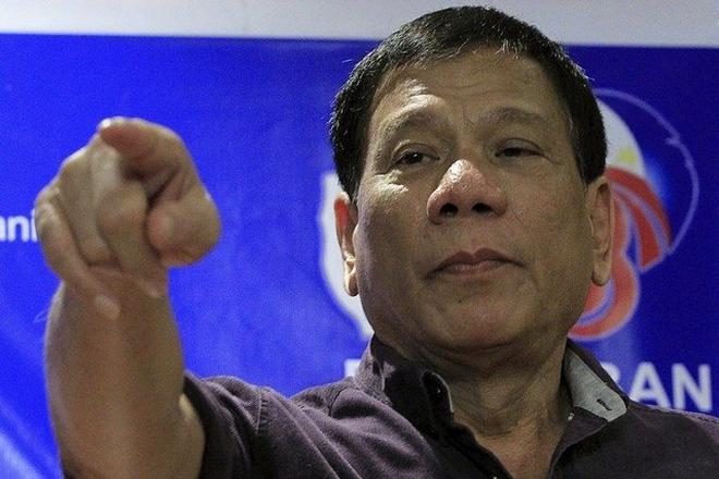 Tổng thống Philippines nói