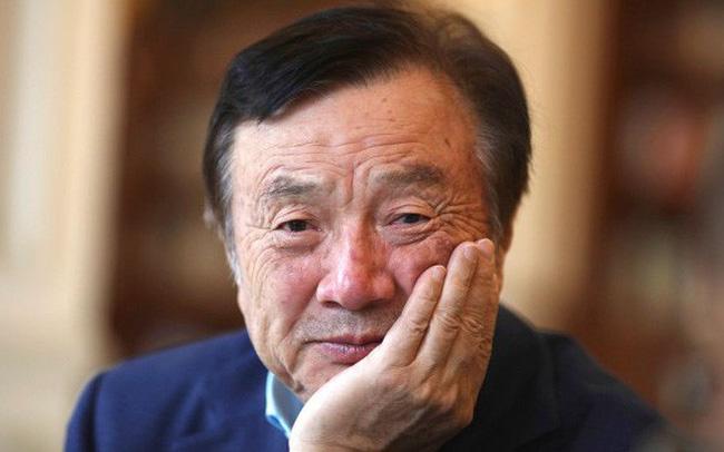 Nhà sáng lập Huawei và lần bật khóc sau khi nghe bài phát biểu của cố lãnh đạo Đặng Tiểu Bình