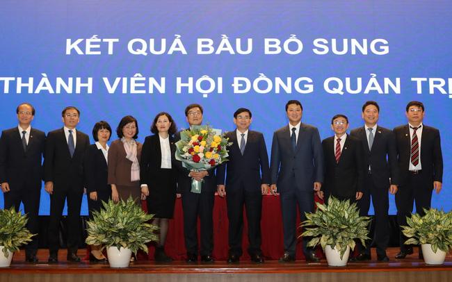 Người của Hana Bank chính thức tham gia Hội đồng quản trị BIDV