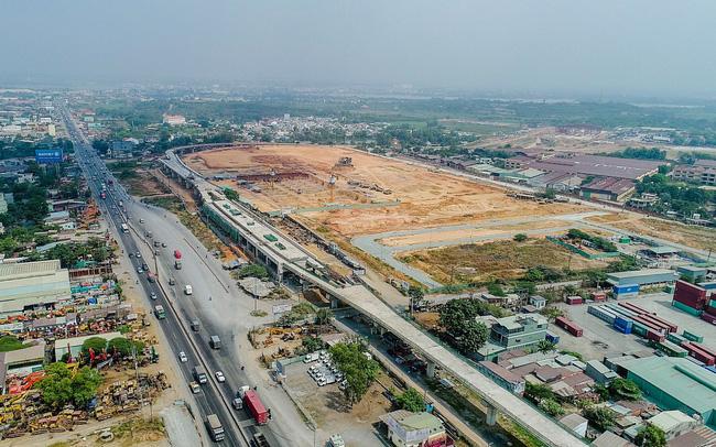 Cận cảnh dự án Bến xe Miền Đông hơn 4.000 tỷ chậm tiến độ do vướng 2 căn nhà