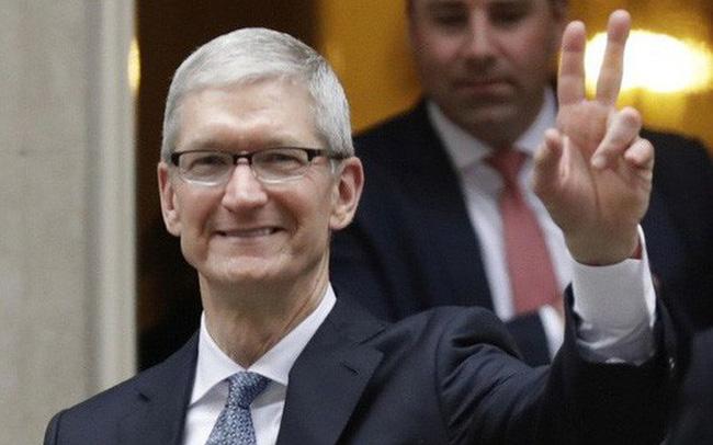 Apple quyết định chuyển hàng trăm tỷ USD tiền mặt về Mỹ