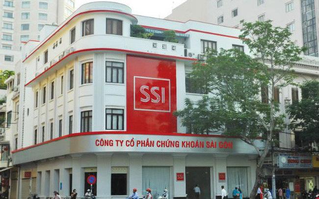 SSI lần đầu cán ngưỡng nghìn tỷ lợi nhuận
