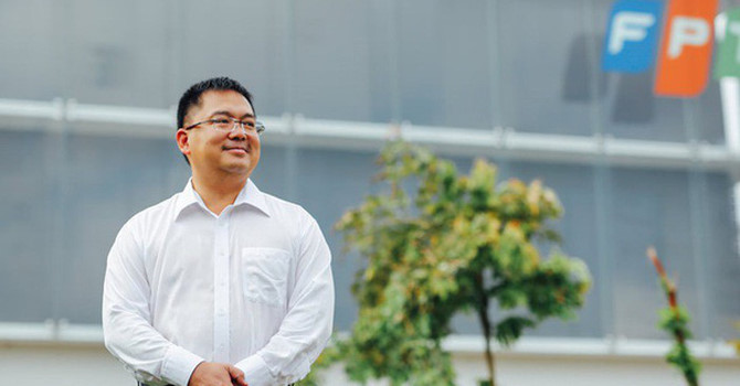 Ông Hoàng Nam Tiến kể về thời 50% người rời bỏ FPT Software