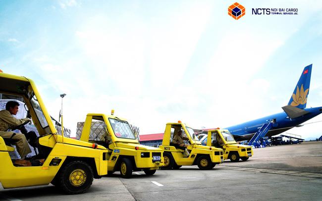 Nội Bài Cargo (NCT) dự kiến chi trả cổ tức năm 2017 tỷ lệ 90%