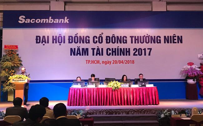 Cựu sếp LienVietPostBank tham gia Hội đồng quản trị Sacombank