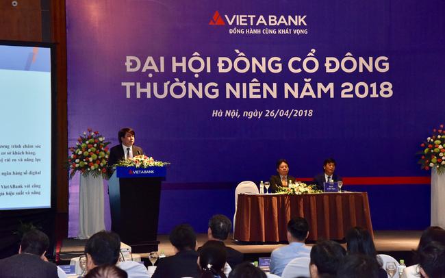 Tổng giám đốc VietABank được bầu vào Hội đồng quản trị nhiệm kỳ mới