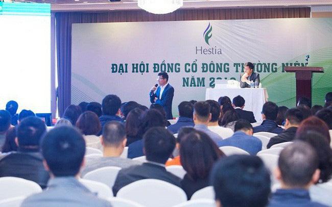 Đầu tư chứng khoán thua lỗ, Hestia lên kế hoạch phát hành cổ phiếu thu về 620 tỷ đồng