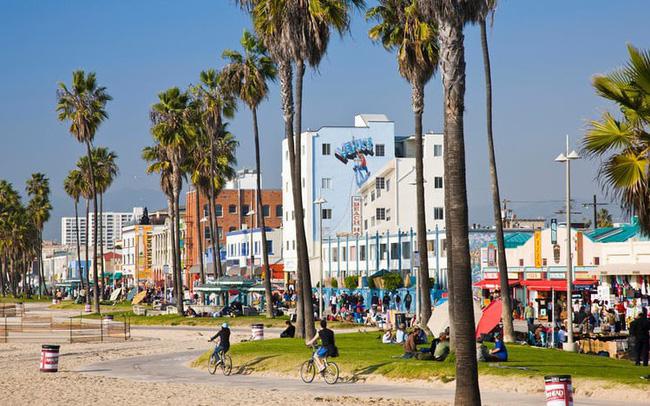 Tháng 11 người dân Mỹ sẽ đi bỏ phiếu trưng cầu dân ý tách California thành 3 bang