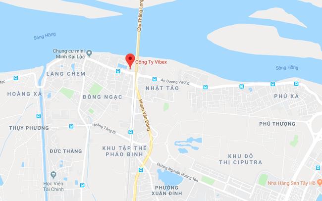 """Lộ diện chủ đầu tư khu đô thị mới gần 50ha trên """"đất vàng"""" Bắc Từ Liêm, Hà Nội"""