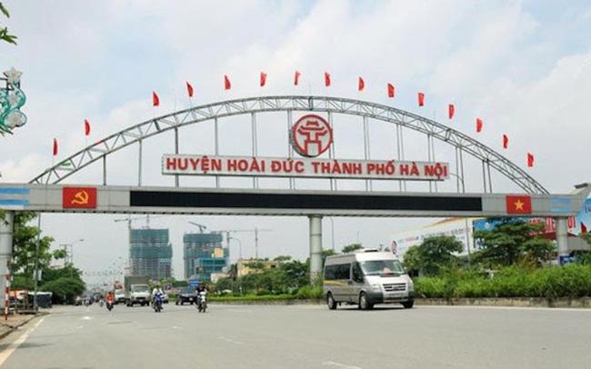 Hà Nội lập ban chỉ đạo đưa huyện Hoài Đức lên quận năm 2020