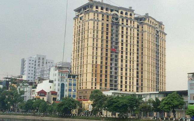 Hà Nội công bố 92 dự án bất động sản thế chấp ngân hàng