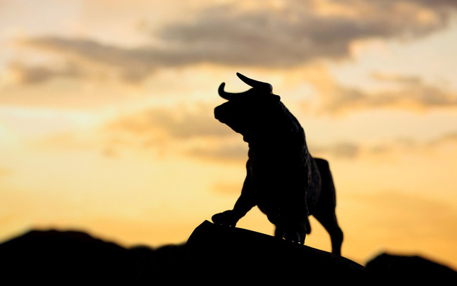 Thị trường mới nổi: Con gấu đã ở phía sau, còn bò đang phía trước