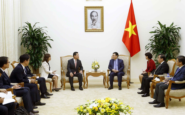Shinhan sẽ tập trung vào lĩnh vực tài chính tiêu dùng ở Việt Nam