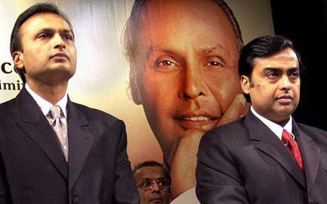 Hai anh em tỷ phú giàu có nhất Ấn Độ quyết chia tách đế chế hàng trăm tỷ USD của gia đình do cha mất mà không để lại di chúc, số phận 2 người sau 16 năm hoàn toàn