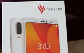 Đây có phải là Vsmart, smartphone của Vingroup?